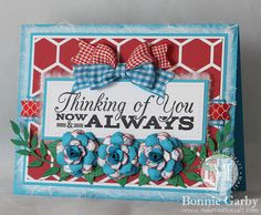 Really Reasonable Ribbon Blog: Thinking of You Now and Always