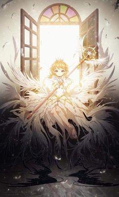 Sakura [by offireandwaves] Cardcaptor Sakura, Sakura Kinomoto, Syaoran, Anime Sakura, Manga Anime, Anime Art Girl, Manga Girl, Sakura Card Captors, Xxxholic