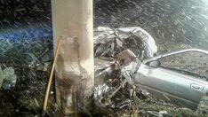 Eberschwang / Mehrnbach: 50-Jähriger bei Unfall mit Brückenpfeiler tödlich verletzt