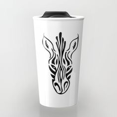 Take your coffee to go! The trendiest way to become more environmental friendly :) Coffee To Go, Africa Travel, Travel Mug, Illustration Art, Art Prints, Mugs, Tableware, Design, Art Impressions