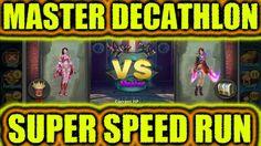Taichi Panda | MASTER DECATHLON FAST | Speed Run Super Speed, Decathlon, Panda, Running, Keep Running, Why I Run, Pandas