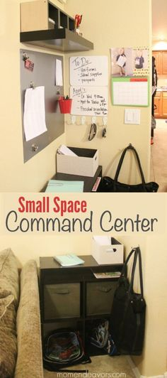 My Great Challenge: Portable Mini Office | Mobile Command Center ...
