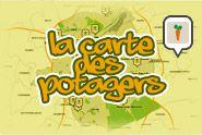 Zaad, plantgoed en bomen - Les potagers urbains