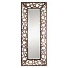 Agusto Mirror Uttermost Rectangle Mirrors Home Decor