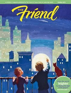 The Friend -October 2013 - Free PDF to download