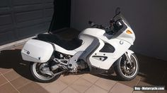 2003 BMW K1200GT New South Wales Police motorcycle with dual seat NO RESERVE #bmw #k1200gt #forsale #australia