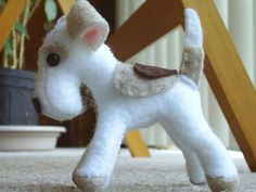Wire Haired Fox Terrier - Image Heavy (with basic pattern) - TOYS, DOLLS AND PLAYTHINGS