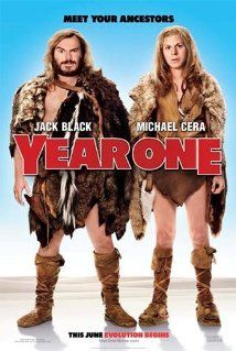Year One (2009) Jack Black, Michael Cera [Mem2-11]
