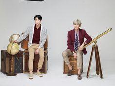 Sehun and Chanyeol ❤