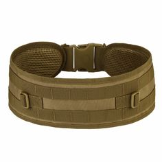 Protector Plus Tactical Battle Military Belt MOLLE Multi-Purpose Padded Patrol Duty Waist Belt for Hunting Equipment and Outdoor Sports Molle System, Sweat Belt, Military Camouflage, Military Belt, Tactical Belt, Digital Camo, Military Equipment, Hunting Equipment, Mesh Netting