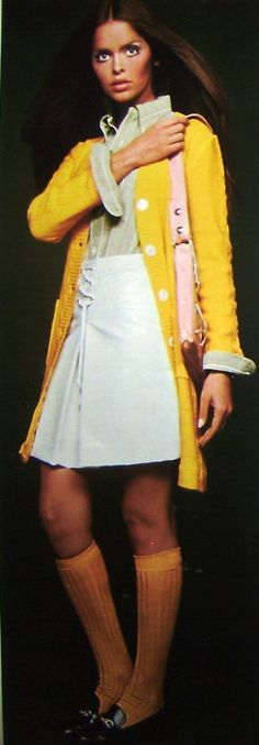model stockings teen Paris