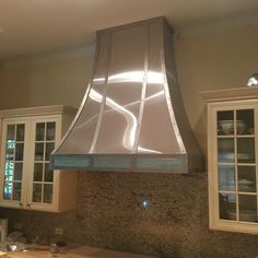 Stainless Steel Range Hoods – Custom Metal Home