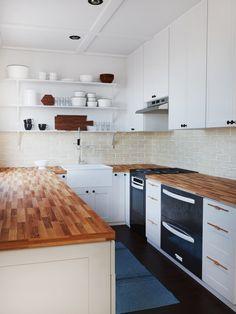 Corona render, kitchen