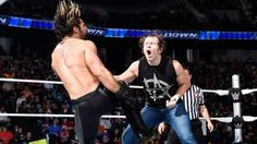 Dean Ambrose vs Seth Rollins: photos | WWE.com