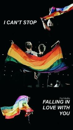 Discovered by Free lockscreens. Find images and videos about pink, black and white on We Heart It - the app to get lost in what you love. Larry Stylinson, Louis Y Harry, Gay Aesthetic, Larry Shippers, Boys Like, Cute Gay, Harry Edward Styles, Louis Tomlinson, Gay Pride