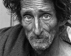 40 Captivating Photos That Depict Human Emotion — Smashing Magazine Homeless People, Homeless Man, Face Men, Male Face, We Are The World, People Around The World, Real People, What Is Poverty, Old Faces