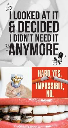 How to change your habits to help stop you from smoking.Discover How to Quit Smoking in as Little as 7 Days Even if You've been a Chain Smoker for the Past 20 Years with No Relapses,without any side effects in the future. stop #smoking ,#cigarette http://turnyourlifestyle.com/how-to-stop-smoking-immediately/