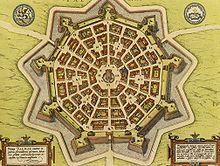 Palmanova - Wikipedia, the free encyclopedia