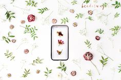 A personal favorite from my Etsy shop https://www.etsy.com/listing/562573158/i-phone-7-8-handmade-case-pressed-flower