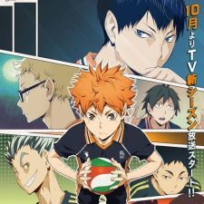 Haikyuu!! season 2 - HD