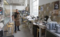Visit Matt in his studio on Level 6 to find out more about his residency at the Museum, his creative practice and his work in progress. Next open studio is 1-4pm on 12th December 2015!  All Free. Drop in.