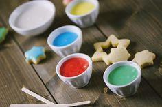 Come usare i coloranti alimentari