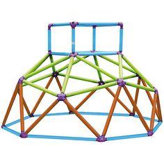 Spaß für die ganze Familie! <br /> <br /> Buntes Kinderklettergerüst Monkey Bar Junior für Innen und Außen. <br /> <br /> Details:<br /> - Maße (L/B/H): ca. 163 x 163 x 107 cm<br /> - inkl. Bodenanker<br /> - Belastbar bis 70 kg