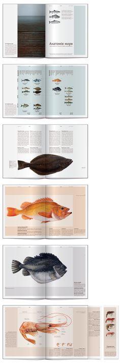 Ab ovo magazine by Irene Shkarovska, via Behance