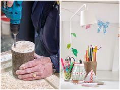 Potlodenhouder DIY | Wimke