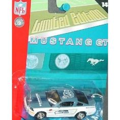 Seattle Seahawks 2005 Fleer Mustang GT 1:64 Scale Diecast NFL Car Football Team Collectible by NFL  $13.89
