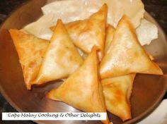 SAMOSAS   Cape Malay Cooking