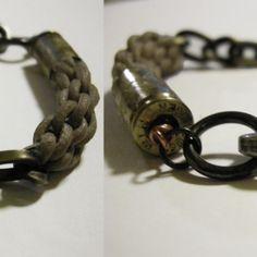 bullet/knot bracelet