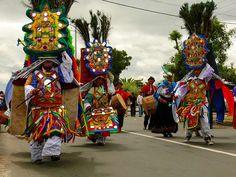 Entorno de la Hosteria Ugshawasi en Pujili, Cotopaxi, Ecuador