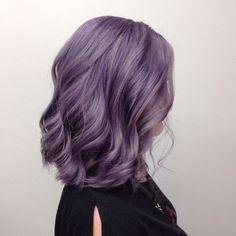 Top 10 Pastel Purple Hair Color Ideas | New Hair Color Ideas