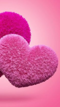 Captura de pantalla 4 de Fluffy Hearts Live Wallpaper