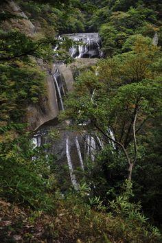 Fukuroda Waterfalls, Ibaraki JAPAN