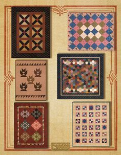 Heartspun Quilts ~ Pam Buda: Journey Four is Finished!!