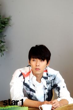 Hyun Bin Is Adorable In @Star1, As Expected