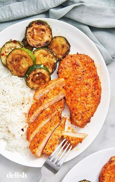 Air Fryer Pork Chops Come Out Perfectly Juicy - Simple Dinner Recipes Air Fryer Oven Recipes, Air Fry Recipes, Pork Chop Recipes, Cooking Recipes, Healthy Recipes, Easy Cheap Dinner Recipes, Cheap Easy Meals, Cheap Dinners, Simple Recipes