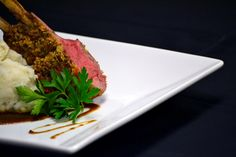 Rack of Lamb Persillade | Food Minded