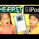 Kids React To The First iPod - http://clickfodder.com/kids-react-to-the-first-ipod-2/