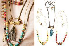 Biko, necklaces