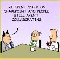 Dilbert on Sharepoint Dilbert Cartoon, Dilbert Comics, Work Cartoons, Funny Cartoons, Office Humour, Funny Quotes, Funny Memes, 9gag Funny, Memes Humor