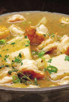 Cajun Shrimp Stew Recipe Emeril's Cajun Shrimp Stew Recipe. good old Louisiana southern cookin!Emeril's Cajun Shrimp Stew Recipe. good old Louisiana southern cookin! Fish Recipes, Seafood Recipes, Soup Recipes, Cooking Recipes, Cajun Shrimp Recipes, Healthy Recipes, Shrimp Stew, Seafood Stew, Gastronomia