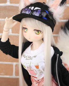 Hello everyone 😘 Dream Doll, Anime Dolls, Smart Doll, Doll Repaint, Fantasy Women, New Dolls, Anime Sketch, Anime Figures, Cute Crafts