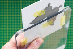 Partial Die Cutting Tutorial - Splitcoaststampers