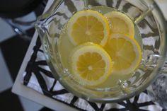 honey rosemary lemonade by shutterbean, via Flickr