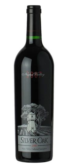 2007 Silver Oak Napa Valley Cabernet Sauvignon - Chris likes