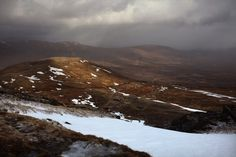 The mountains in Glencoe, Scotland served as the backdrop ... #skyfall #Jamesbond
