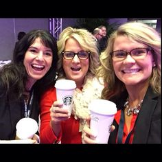 Most important thing... TO ALWAYS BE LEARNING! Caffeine boost at #IBSVegas!